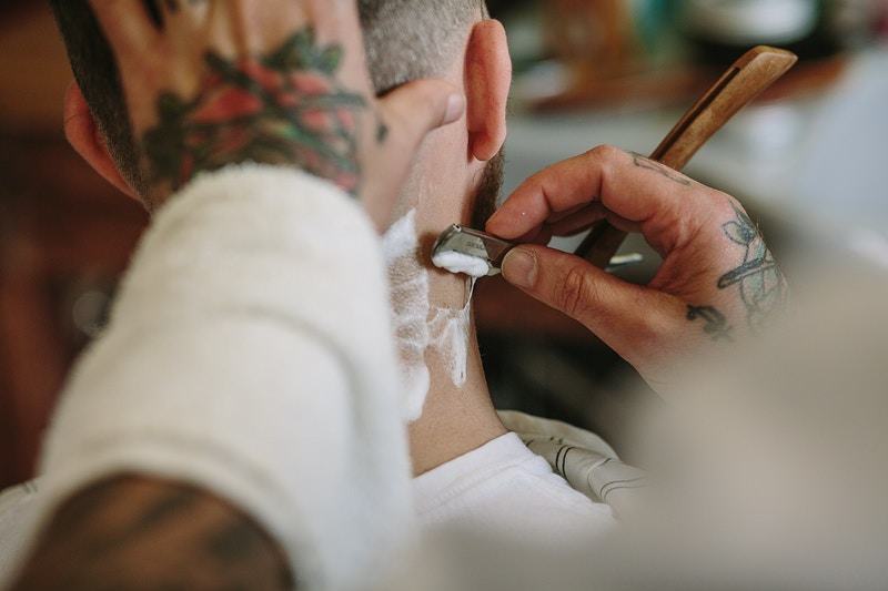 Honest Als Barbershop - Evan Pantiel | Photographer | Sweden