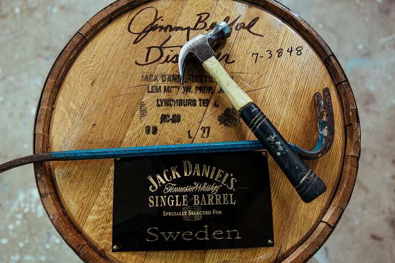 Jack Daniels Craft - Evan Pantiel | Photographer | Sweden