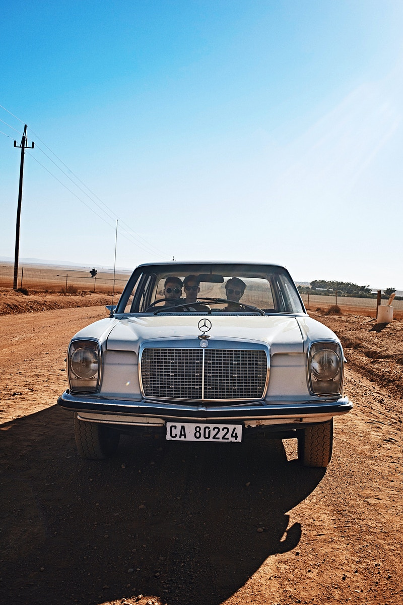 On The Road In Piketberg - Felix Bernason Photographer