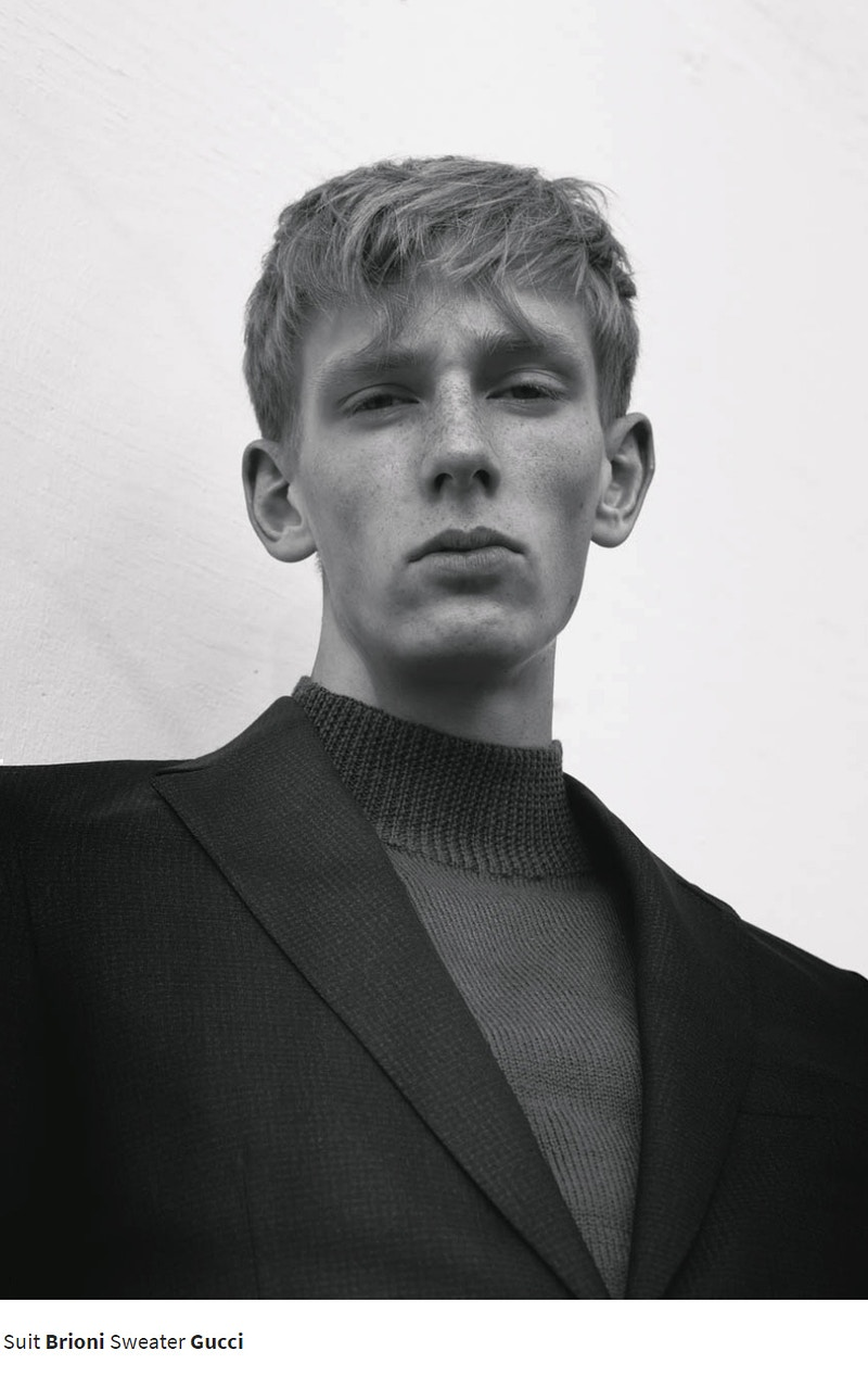Max Eichholz For Lovesome Magazine - Felix Bernason Photographer