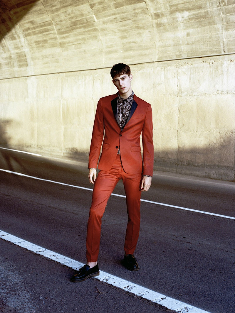 Julian Weigl For Caleo Magazine Jan 18 - Felix Bernason Photographer