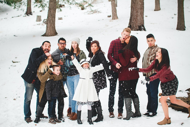 Family - First Spoken Productions