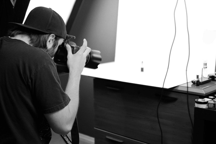 Behind The Lens - First Spoken Productions