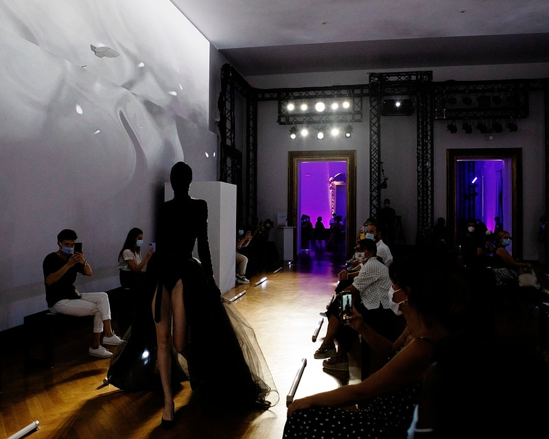 Altaroma2020 Spaces - Flavia Rossi - photography