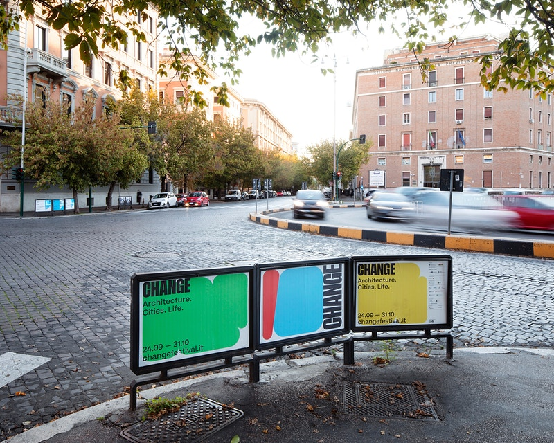 Change Festival - Flavia Rossi - photography
