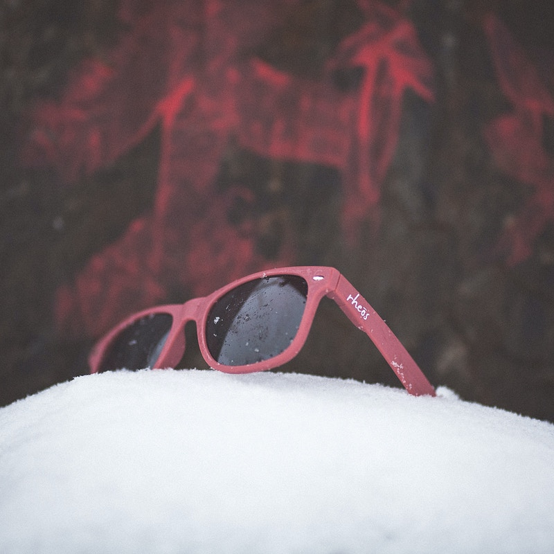 Rheos Sunglasses - Dan Evans Photography
