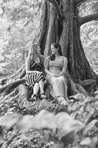 Tiffany And Stephanie 2 - Dan Evans Photography