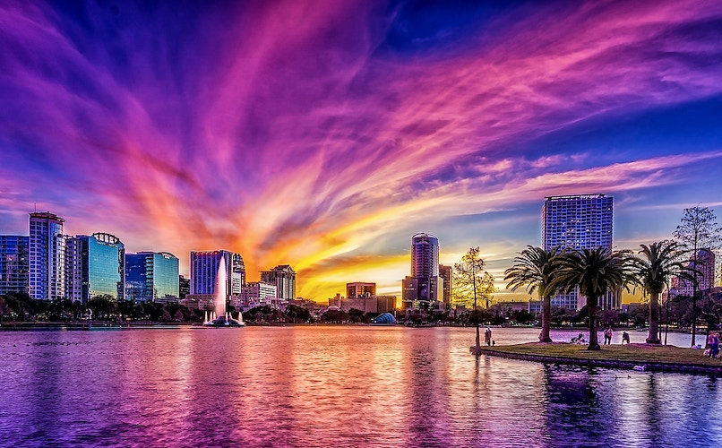 Landscapes - Charles LeRette Photography - Orlando, Florida Photographer - Portraits, Headshots, Architecture, Food, and Product Photography