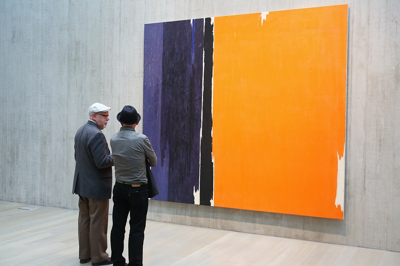 Clyfford Still Museum - foxhovenphotography.com