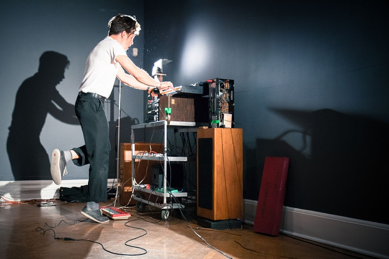 Home Stereo Performance - GABRIEL MELLAN