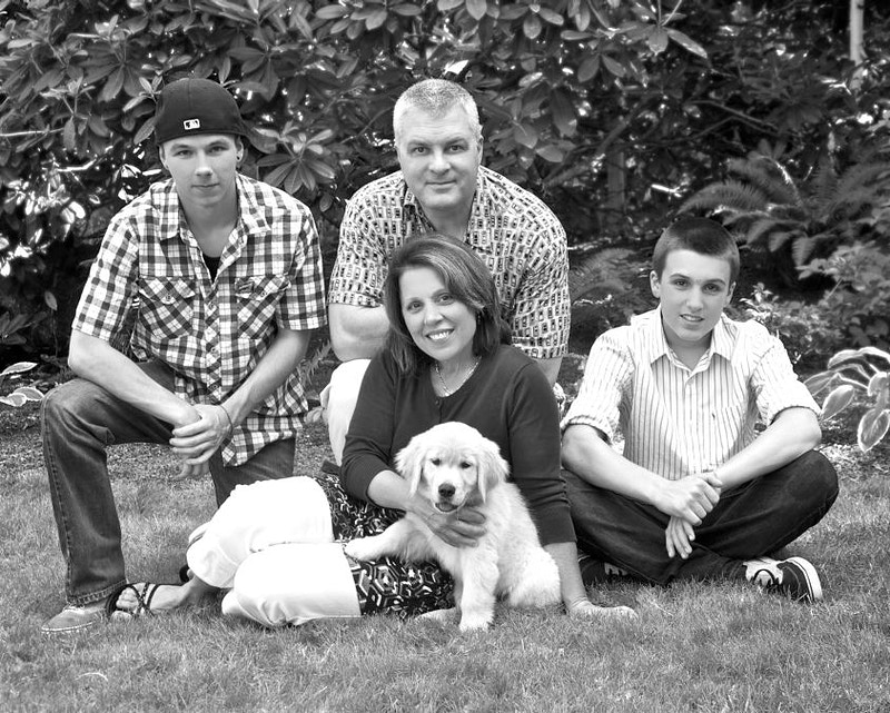 Family Portraits - gail marion photography