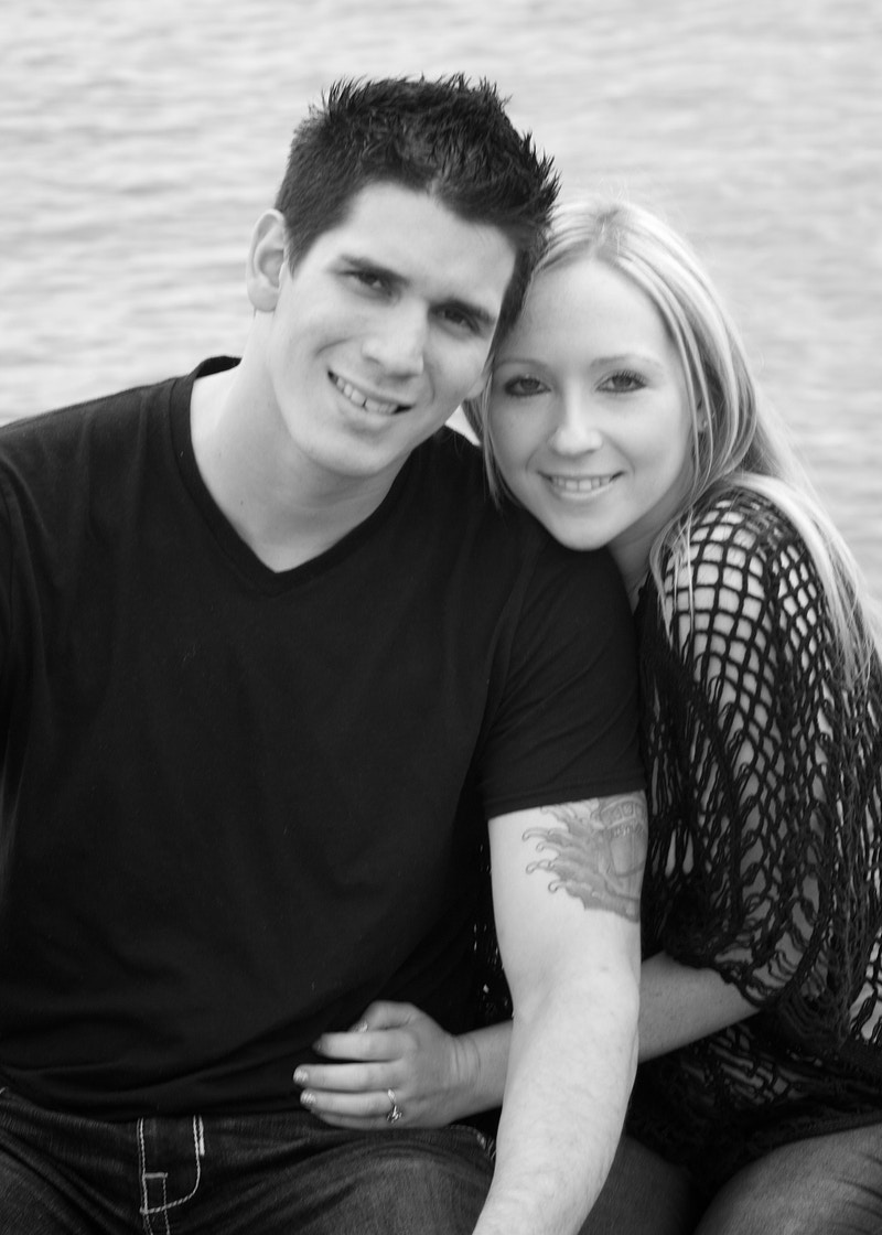 Ashley Darrick Engagement - gail marion photography