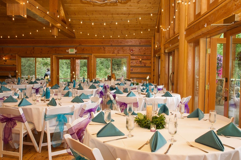 Cady Laurita Wedding Mountain Spring Lodge - gail marion photography