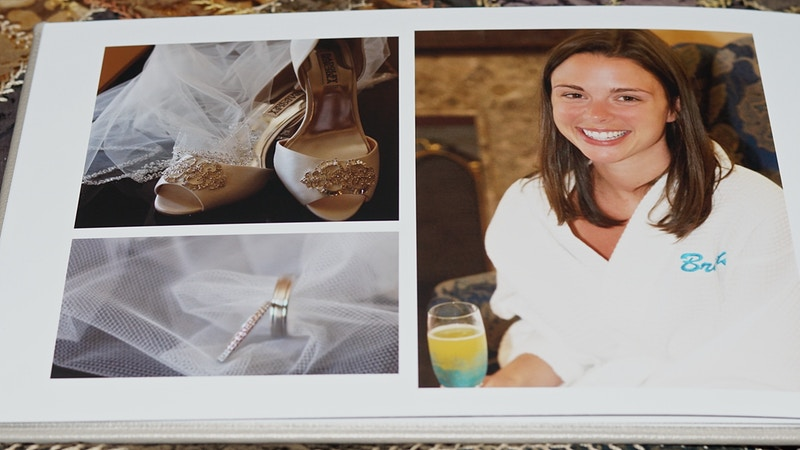 Wedding Books - gail marion photography