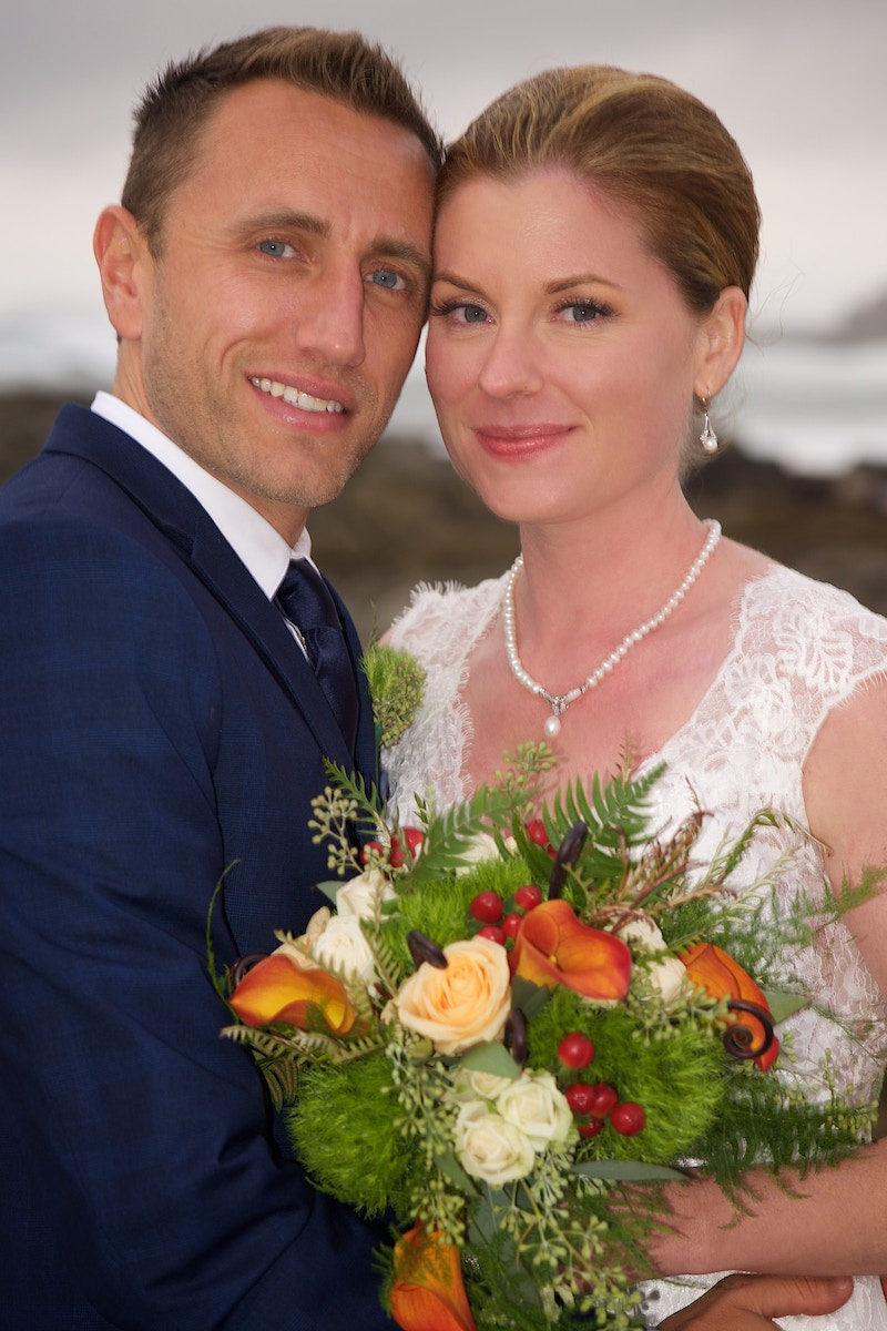 Phil And Katie Are Married Big Sur - gail marion photography