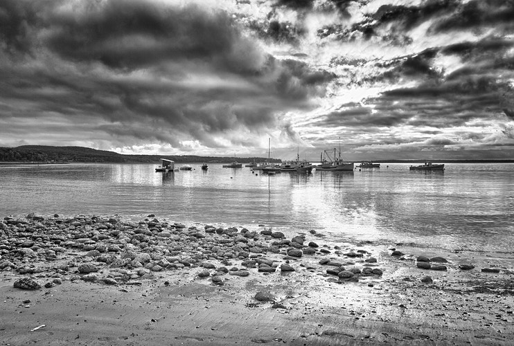 Black And White Gallery - Gan Barber Fine Art Photographs