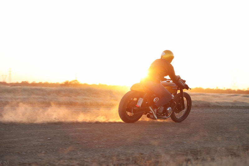 Moto And Life - Garrett Meyers: Photographer