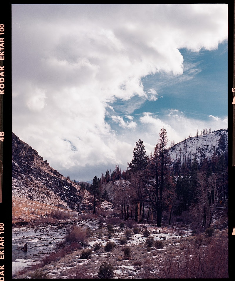 Large And Medium Format Film - Garrett Meyers: Photographer