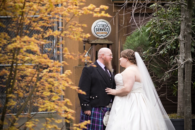 Lisa And Vincent Georgetown Ballroom - Ginger Bee Events & Planning | Seattle Wedding Planning & Design