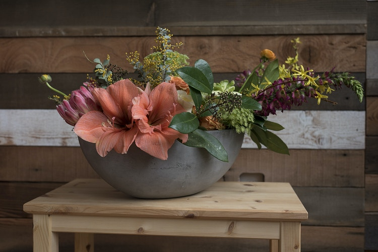 Reception Flowers - Ginger Bee Events & Planning | Seattle Wedding Planning & Design