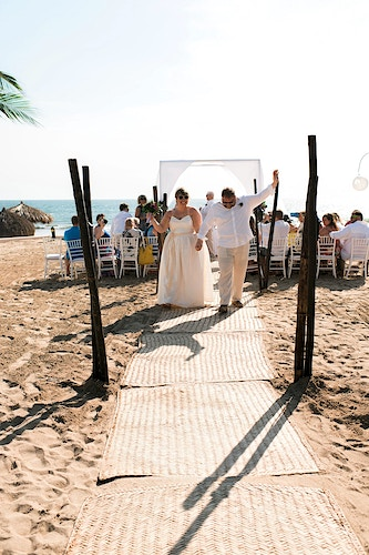 Hannah And Todd Nuevo Vallarta Mexico - Ginger Bee Events & Planning | Seattle Wedding Planning & Design