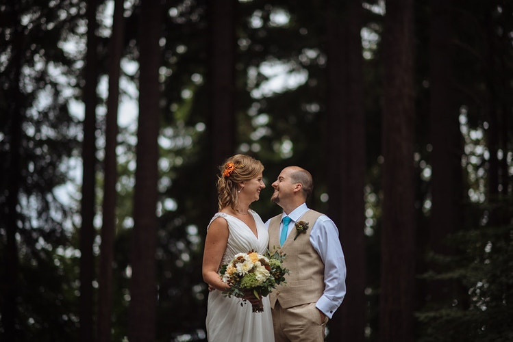 Courtney And Damon Golden Gardens And Stoup Brewing - Ginger Bee Events & Planning | Seattle Wedding Planning & Design