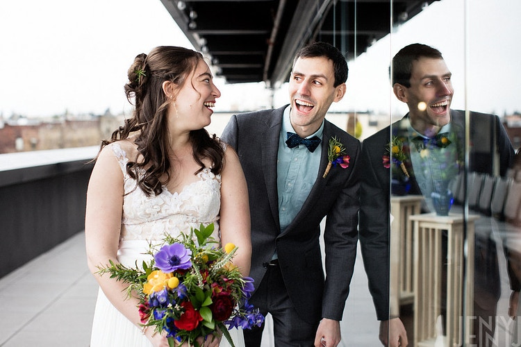 Emily And Nick Olympic Rooftop Pavilion - Ginger Bee Events & Planning | Seattle Wedding Planning & Design