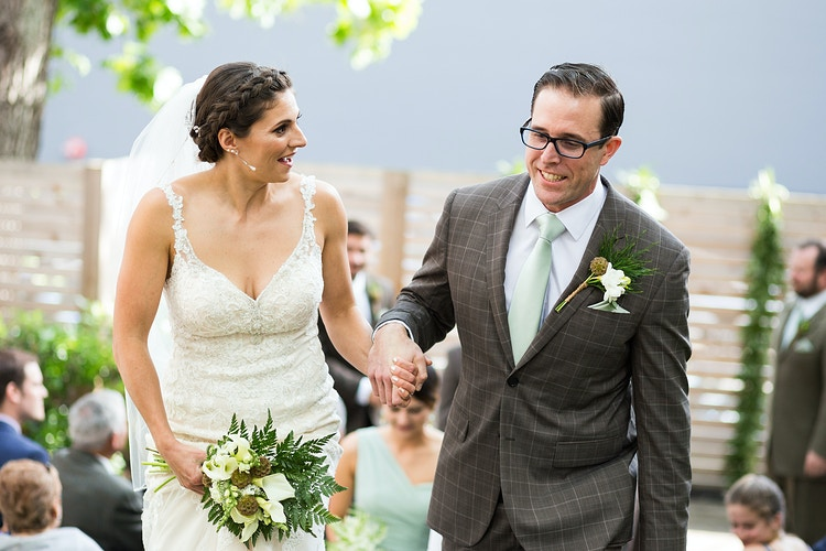 Carly And Dave Fremont Foundry - Ginger Bee Events & Planning | Seattle Wedding Planning & Design