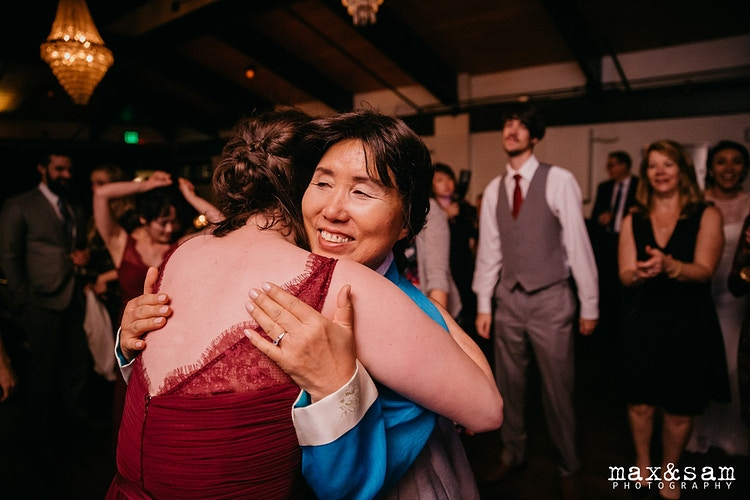 Patricia And Alex Olympic Rooftop Pavilion - Ginger Bee Events & Planning | Seattle Wedding Planning & Design