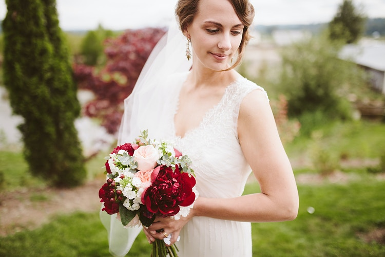 Laura And Matt Dairyland - Ginger Bee Events & Planning | Seattle Wedding Planning & Design