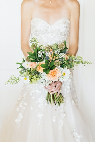 Personal Flowers - Ginger Bee Events & Planning | Seattle Wedding Planning & Design