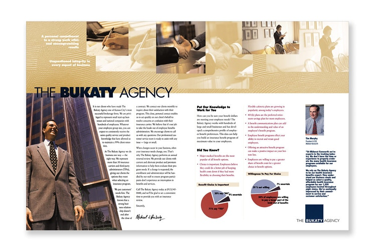 The Bukaty Agency -