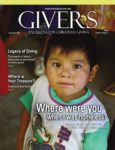Giver's Magazine -