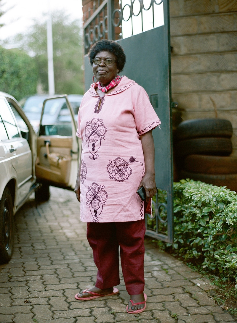 MONICA. NAIROBI. - GRAHAM GUY BARRATT