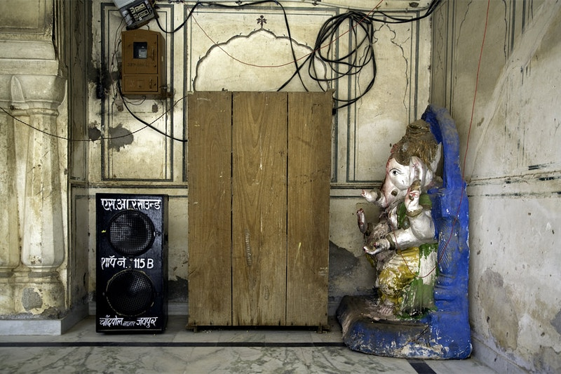 SUN TEMPLE GANESH SOUND SYSTEM - GRAHAM GUY BARRATT