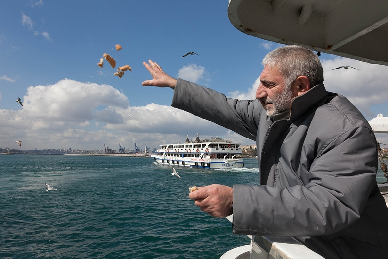 THE BIRD MAN OF KADIKOY - GRAHAM GUY BARRATT