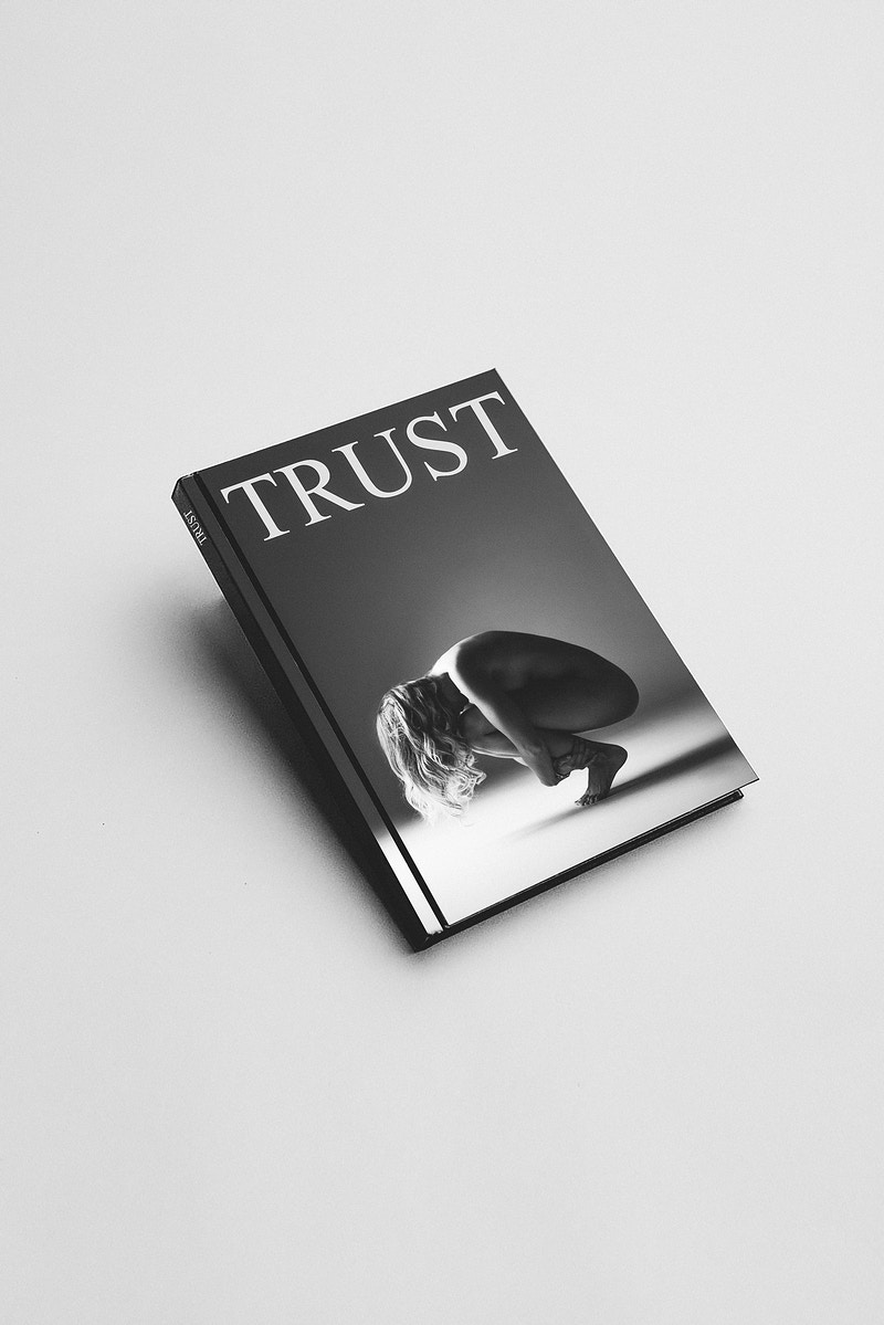 TRUST - Graham Oakley Photography