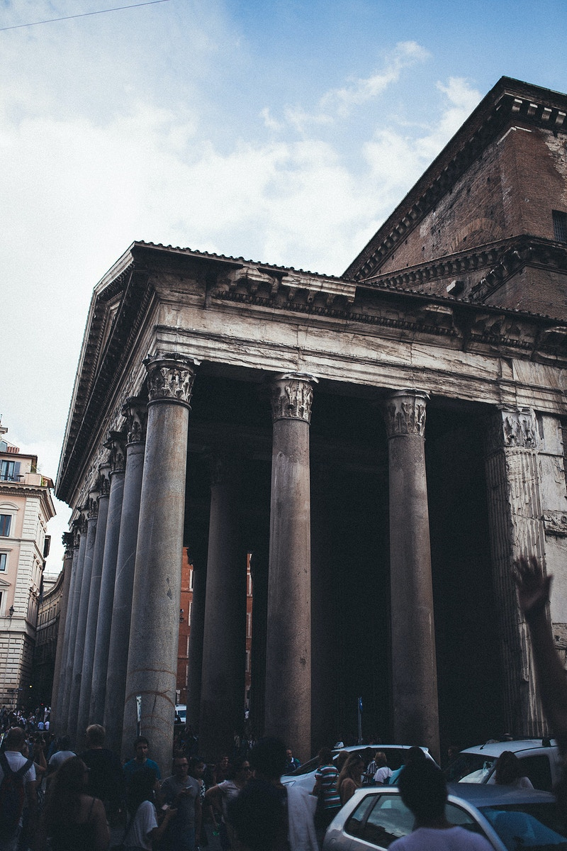 Rome Italy - Graham Oakley Photography