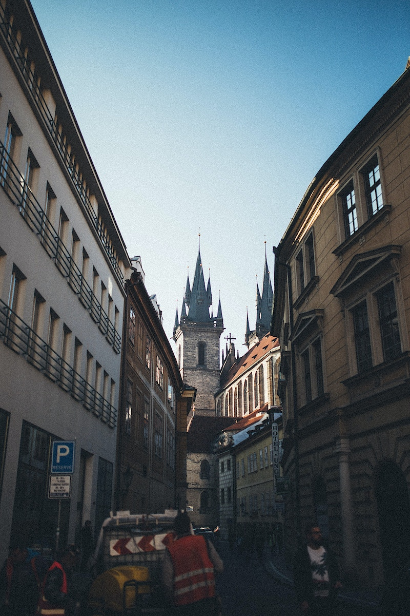Prague Czech Republic - Graham Oakley Photography
