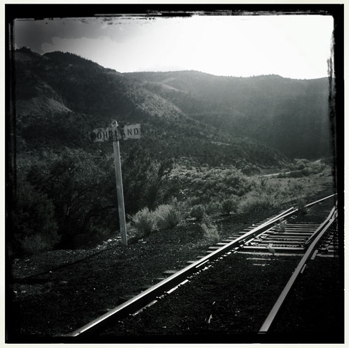 End of the Line - G R Gardner Photography