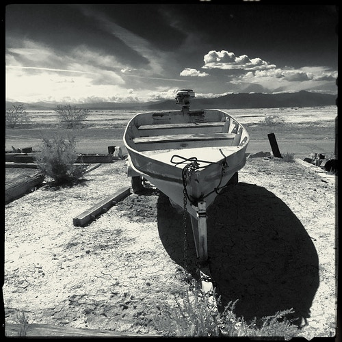 High and Dry - G R Gardner Photography