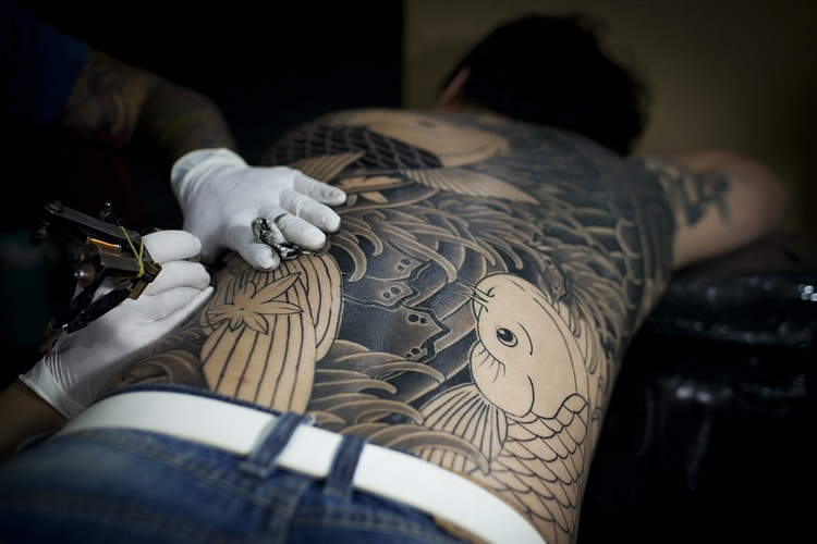 Outlaw Inkers From Seoul - Guillem Sartorio