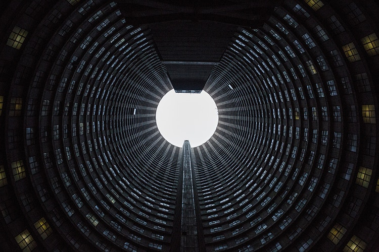 Ponte Building South Africas Tower Of Dreams - Guillem Sartorio