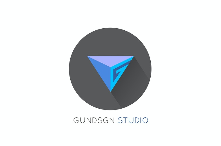 Logo And Branding - GUNDERSONS™ - Design Studio / Poster Shop