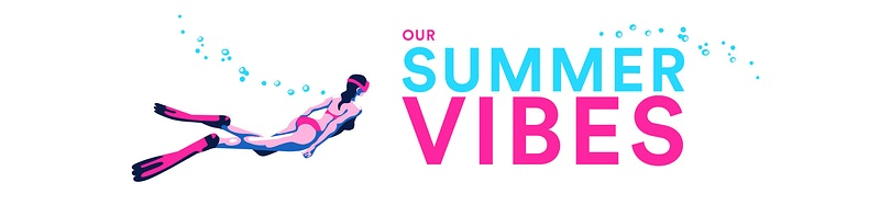 Summer Vibes - GUNDERSONS™ - Design Studio / Poster Shop