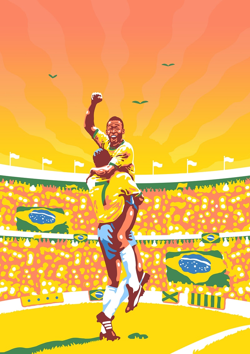 World Cup Remastered - GUNDERSONS™ - Design Studio / Poster Shop