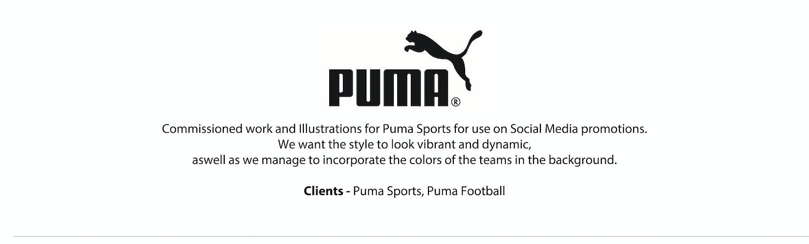 Puma Football - GUNDERSONS™ - Design Studio / Poster Shop
