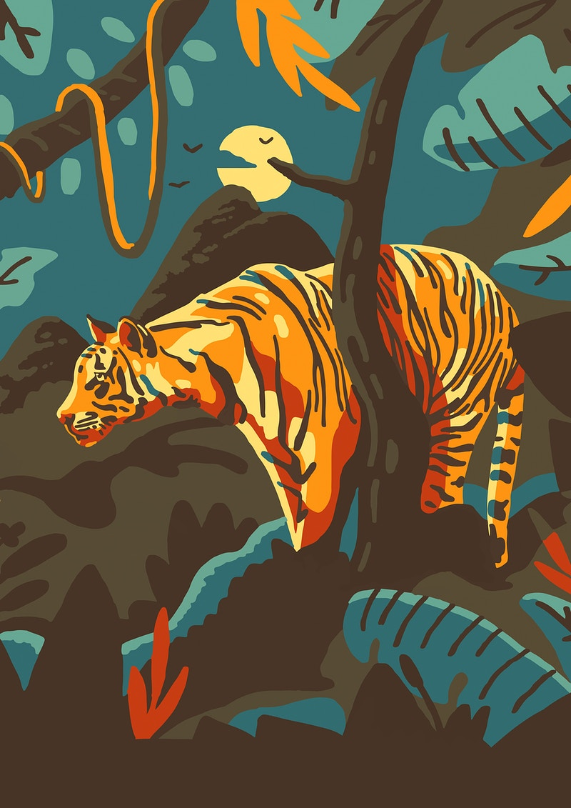 Wildlife For Wwf - GUNDERSONS™ - Design Studio / Poster Shop