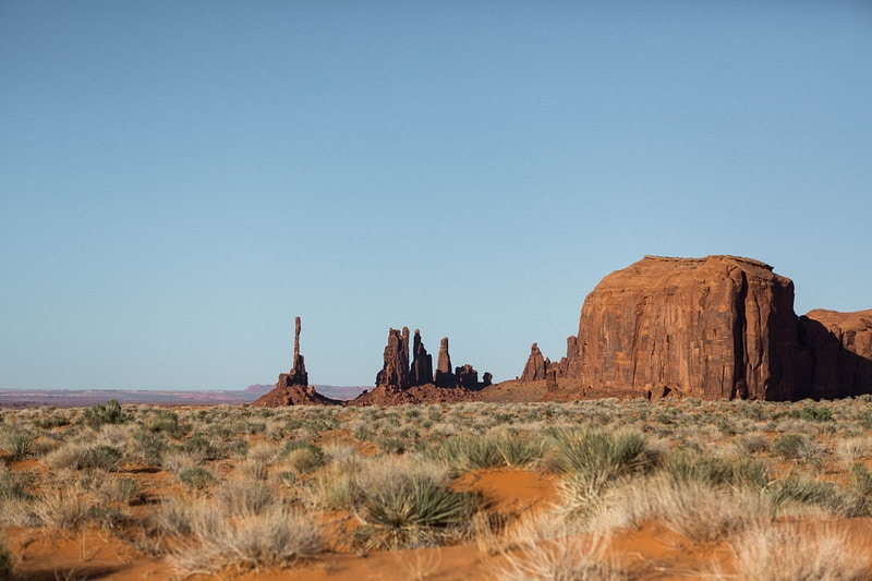 Monument Valley Ut - Hailey Magoon Photography