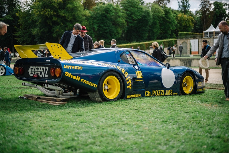 Chantilly Arts And Elegance Richard Mille 17 - Portfolio - Phillip Awad